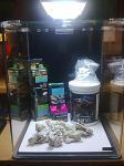 Biete 30l Meerwasseraquarium